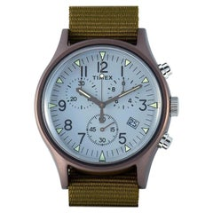 Timex Expedition MK1 Silver Dial Watch TW2R67900