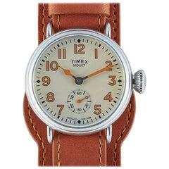 Timex Midget Japan Limited Edition Cream Dial Watch TW2R45000