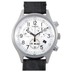 Timex MK1 Steel Chronograph Watch TW2R68800