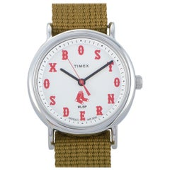 Timex MLB Boston Red Sox Tribute Collection Watch TW2T55400
