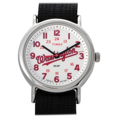 Timex MLB Washington Nationals Watch TW2T55300