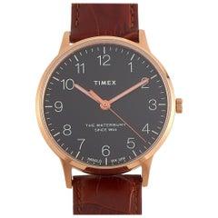 Timex Waterbury Classic Stainless Steel Watch TW2R71400