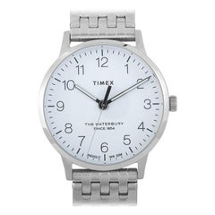 Timex Waterbury Classic Stainless Steel Watch TW2R72600