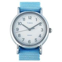 Timex Weekender Blue Strap Watch TW2R80600