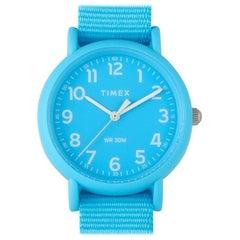 Timex Weekender Color Rush Blue Watch TWG018300
