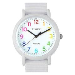 Timex Weekender Color Rush White Watch TWG018200