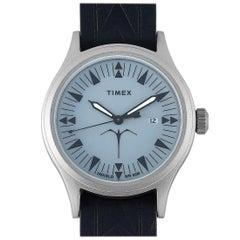 Timex x Keone Nunes Maka Ihe Leather Strap Watch TW2T81700