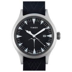 Timex X Keone Nunes Nihoniho Leather Strap Watch TW2T81500