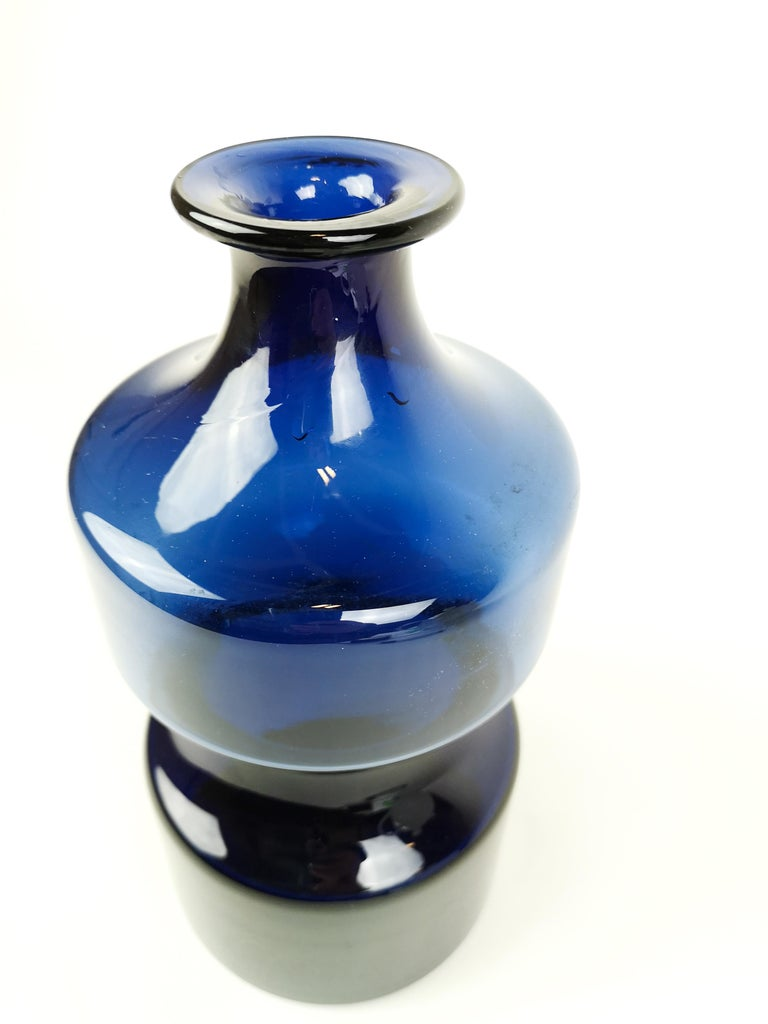Finnish Timo Sarpaneva Vase Finland, 1970s For Sale