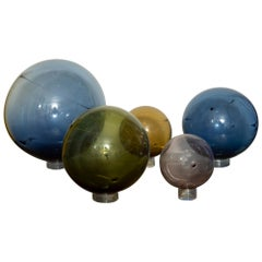 """Timo Sarpeneva """"Sun Balls"""", Collection of 5"""