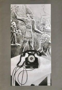 Last Call - the facsimile print