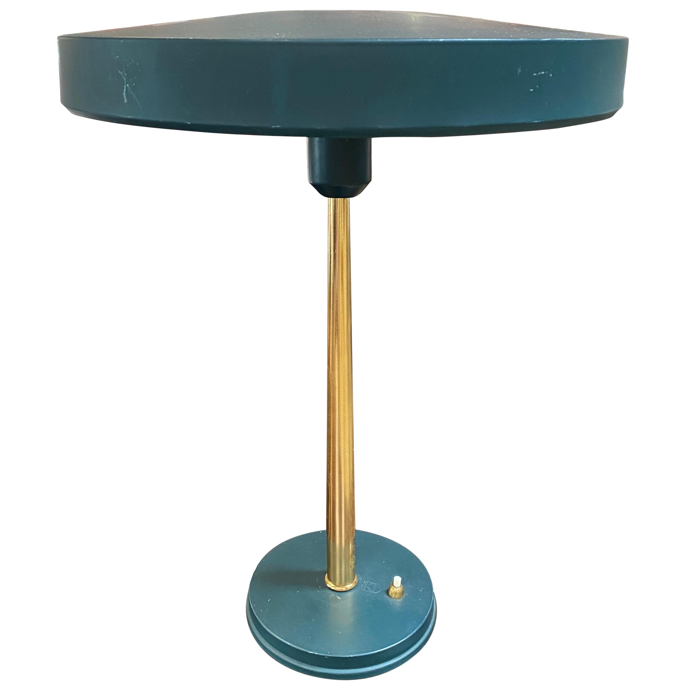 Timor Table Lamp by Louis Kalff for Philips