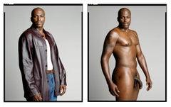 Lexington Steele (Diptych-Clothed/Nude)