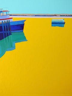 Colorful Waterway, Morro Bay