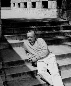 Anthony Hopkins Classic Portrait