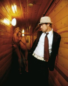 Brad Pitt with Hookers, Color