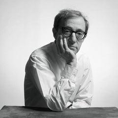 Woody Allen Hollywood Portrait