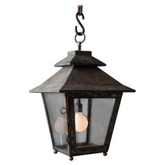 Tin Hanging Lantern