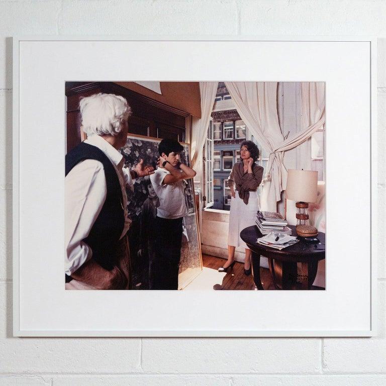 The Son - Photograph by Tina Barney