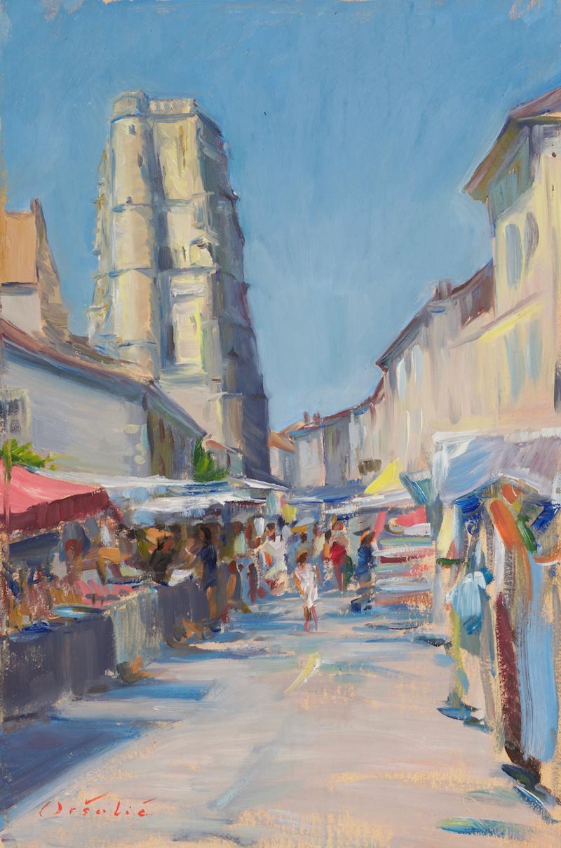 Lectoure Market