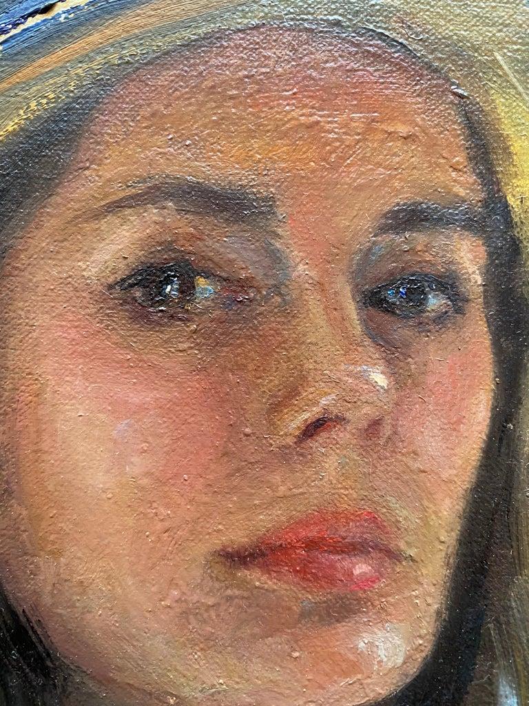 Self Portrait En Plein Air For Sale 3