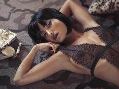 Daydream, Nude, woman, contemporary, color