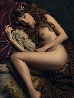 Fairy tale, woman, nude, photography