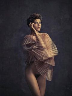 Innocentia, Nude, woman, contemporary photography