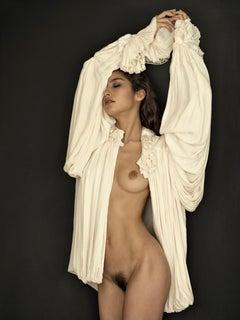 Sweet seduction, Nude, woman, contemporary, color