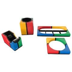 Tino Postmodernes Schreibtisch-Set für TT Design