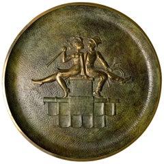 Tinos Bronze, Denmark, 1930s