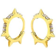 Tiny Hoop Earrings, Small Hoop Earrings, Gold hoop Earrings, Huggie Hoop Earring