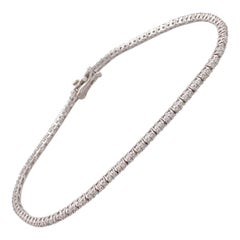 Tiny/Small Diamond Tennis Bracelet