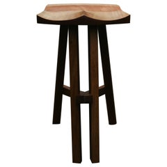 Tipi Stool, Brazilian Wood