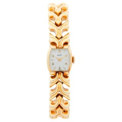 Tissot 14 Karat Yellow Gold Manual Ladies Watch