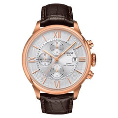 Tissot Chemin Des Tourelles Automatic Chronograph Watch T0994273603800