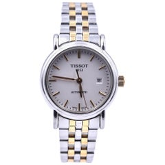 Tissot Ladies Two-Tone 1853 Automatic Watch