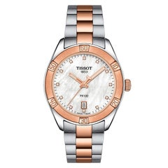 Tissot PR 100 Sport Chic Ladies Watch T1019102211600