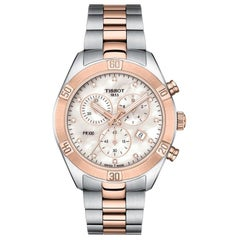Tissot PR 100 Sport Chic Ladies Watch T1019172211600