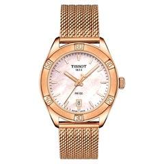 Tissot PR 100 Sport Chic Ladies Watch T1019103315100