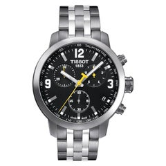 Tissot PRC 200 Chronograph Men's Watch T0554171105700