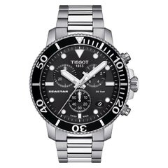 Tissot SeaStar 1000 Chronograph Men's Watch T1204171105100