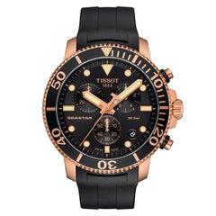 Tissot SeaStar 1000 Chronograph Men's Watch T1204173705100