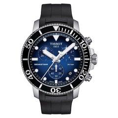 Tissot SeaStar 1000 Chronograph Men's Watch T1204171704100