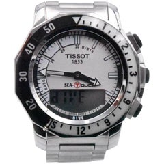 Tissot Stainless Steel Sea Touch