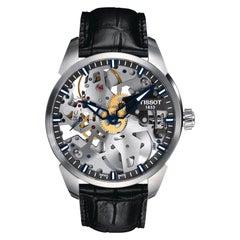 Tissot T-Complication Squelette Mechanical Watch T0704051641100