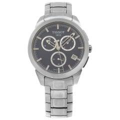 Tissot T-Sport Chrono Titanium Blue Dial Date Quartz Watch T069.417.44.041.00