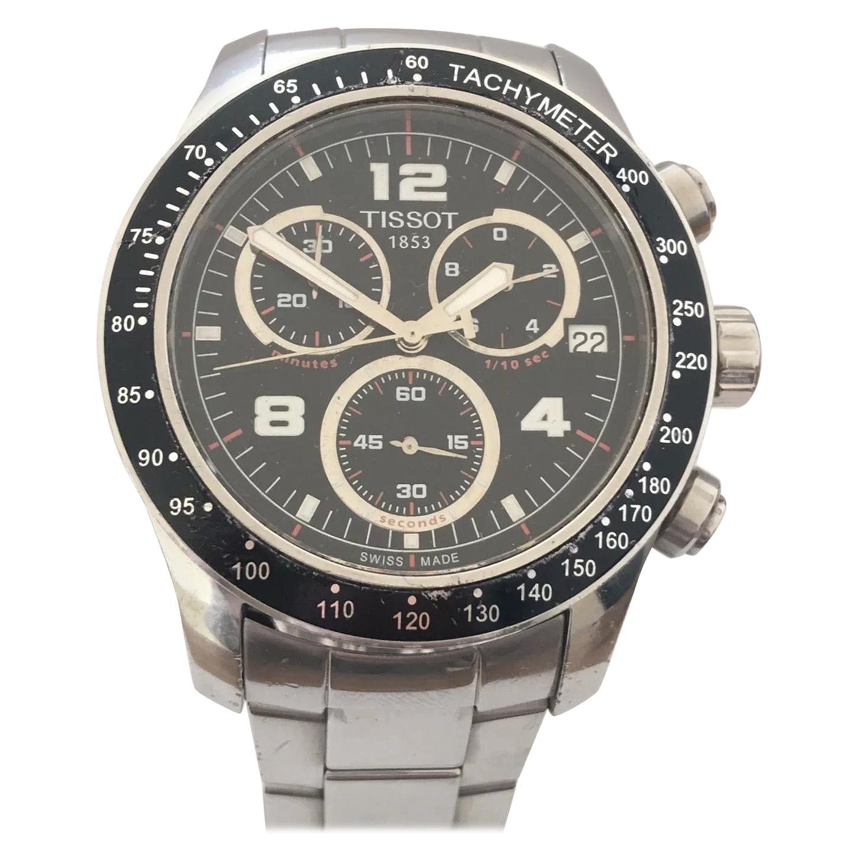 Tissot V8 Quartz Chronograph Men's Watch