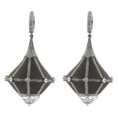 Titanium Earrings