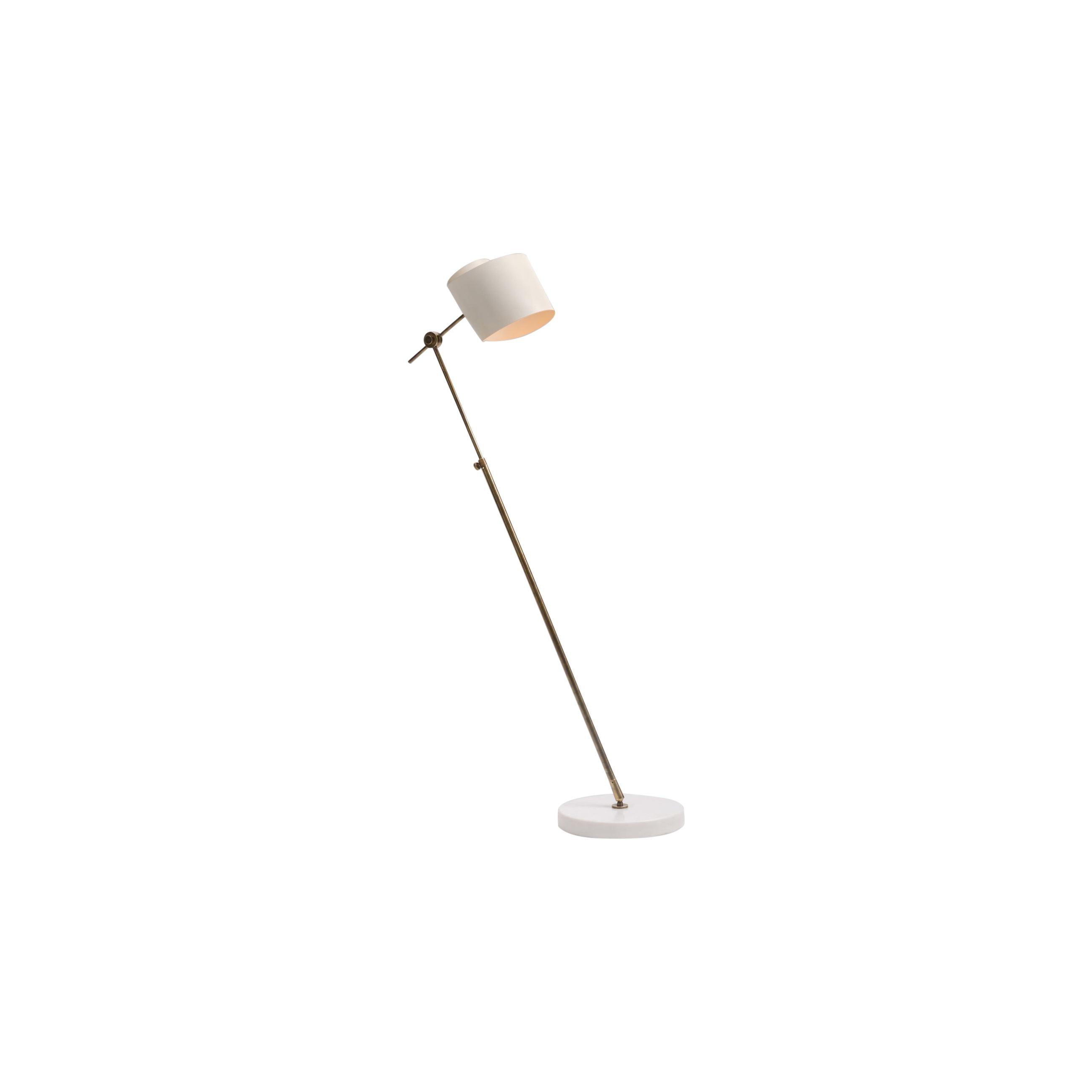 Tito Agnoli Floor Lamp for Oluce, Italy, 1950's